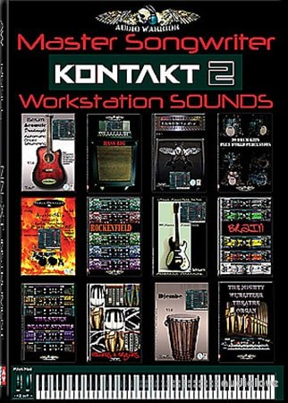 Audiowarrior Master Songwriter Workstation Sounds KONTAKT