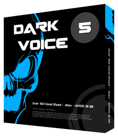 Giga Loops Dark Voice Vol.5 WAV
