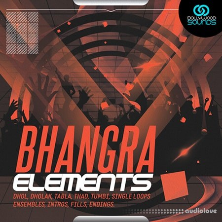 Bollywood Sounds Bhangra Elements WAV REX AiFF