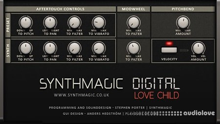Synth Magic Digital Love Child KONTAKT