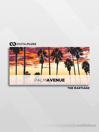 Digital Plugs The Martianz Palm Ave WAV