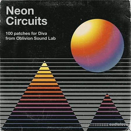 Oblivion Sound Lab Neon Circuits Synth Presets