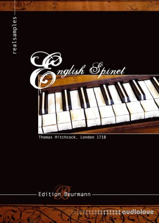 Realsamples English Spinet Beurmann Edition