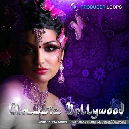 Producer Loops Classic Bollywood Vol.1 ACiD WAV REX