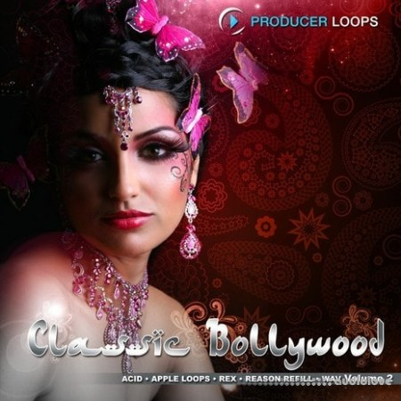 Producer Loops Classic Bollywood Vol.2 ACiD WAV REX AiFF
