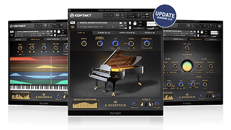 Bechstein Digital C. Bechstein Digital Grand v1.2.0 UPDATE KONTAKT