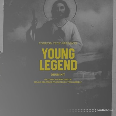 Foreignteck Foreign Teck (The Mekanics) Presents Young Legend Kit WAV