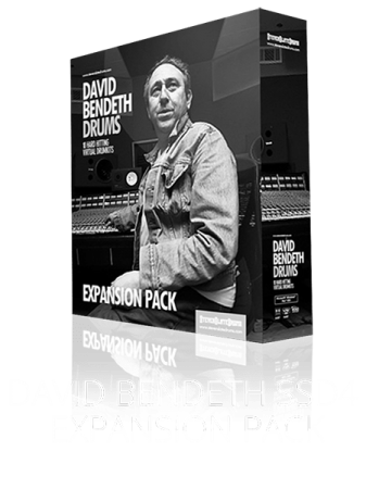 Steven Slate Drums David Bendeth Expansion SSD4
