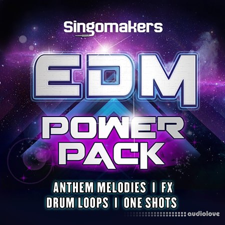 Singomakers EDM Power Pack MULTiFORMAT
