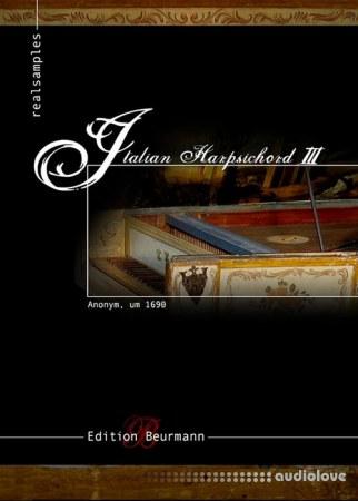 realsamples Italian Harpsichord III Edition Beurmann