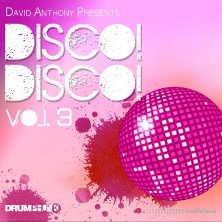 Drumphunk DISCO! DISCO! Vol.3 WAV AiFF