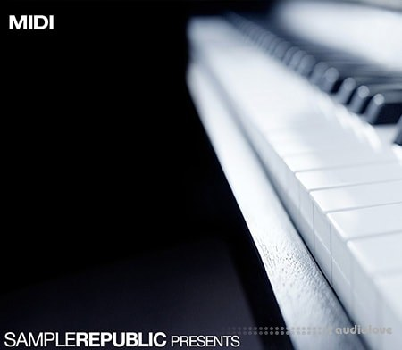 Sample Republic Vintage Chords MiDi