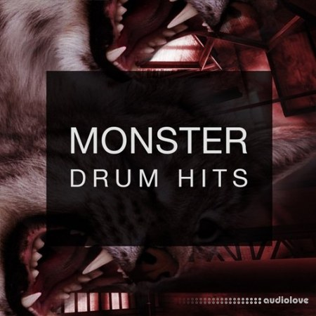 Spf Samplers Monster Drum Hits WAV