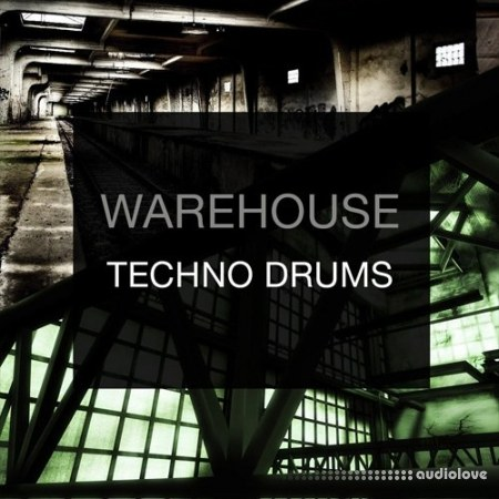 Spf Samplers Warehouse Techno Drums WAV