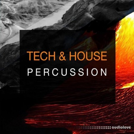 Spf Samplers Tech and House Percussion WAV