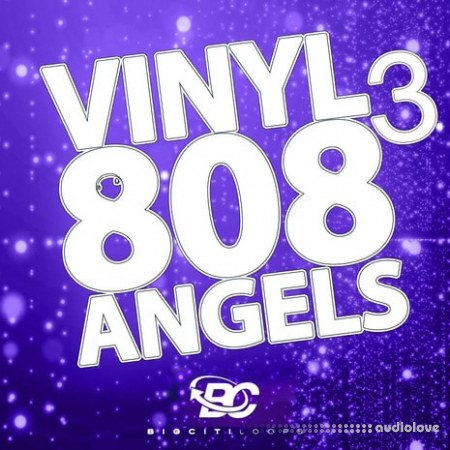 Big Citi Loops Vinyl 808 Angels 3 WAV