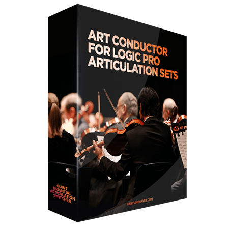 Babylonwaves Art Conductor Logic Articulation Sets v3.2 DAW Presets