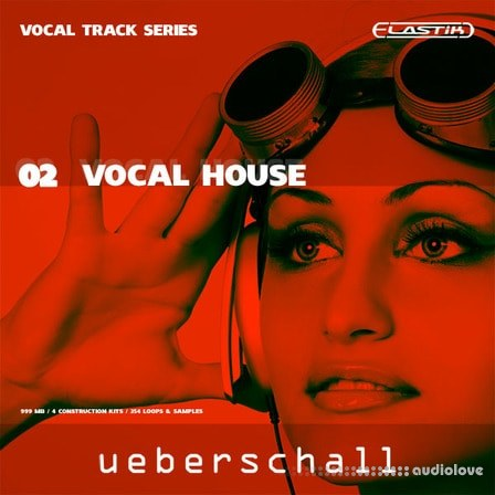 Ueberschall Vocal House Elastik