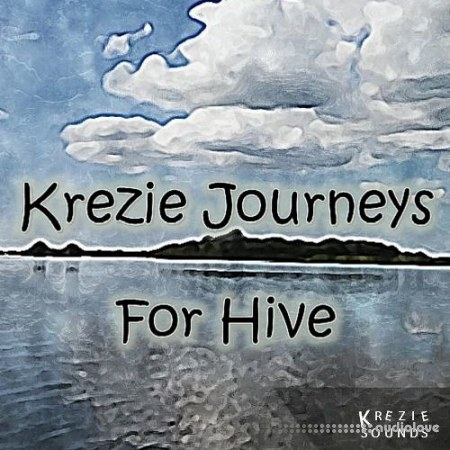Krezie Sounds Krezie Journeys for Hive Synth Presets