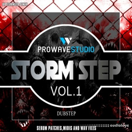 ProWave Studio Storm Step Vol.1 WAV Synth Presets