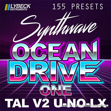 Lybeck Instruments Ocean Drive One Synth Presets