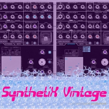 Noisy Life Prod SynthetiX Vintage Bundle Synth Presets