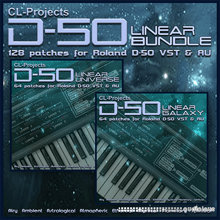 CL-Projects Linear Bundle for Roland D-50 Synth Presets