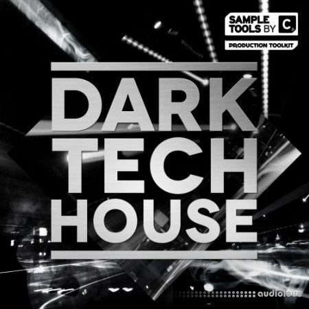Sample Tools by Cr2 Dark Tech House WAV MiDi Synth Presets DAW Templates