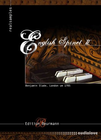 Realsamples English Spinet II MULTiFORMAT