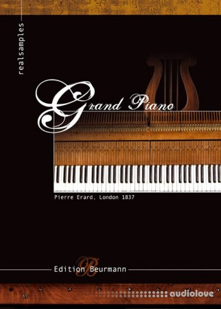Realsamples Grand Piano Edition Beurmann MULTiFORMAT