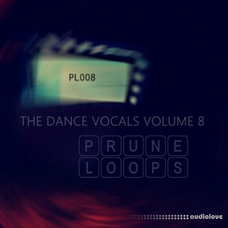 Prune Loops The Dance Vocals Vol.8 WAV MiDi