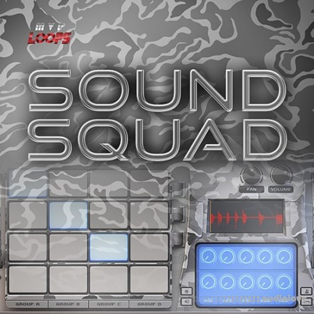 MVP Loops Sound Squad V.L.X KONTAKT WAV
