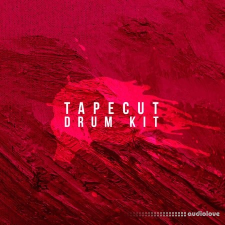Splice Sound Tapecut Drum Kit WAV DAW Templates