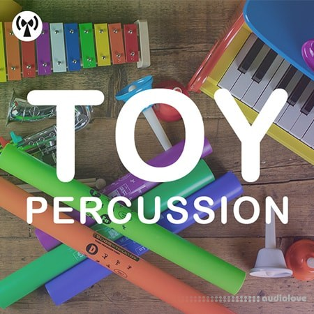 Noiiz Toy Percussion WAV