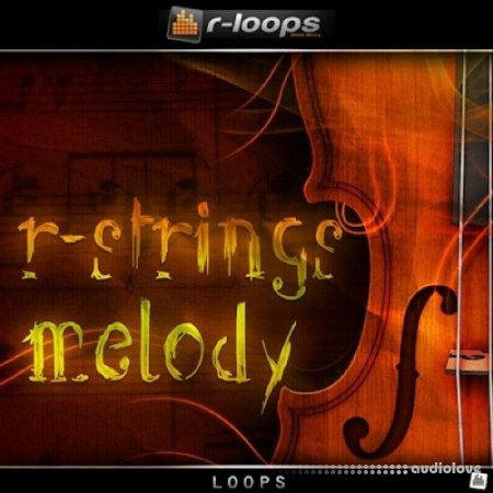 r-loops R-Strings Melody ACiD WAV MiDi AiFF