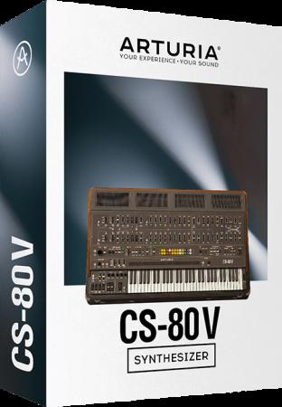 Arturia CS-80 V3 v3.3.1.1785 CSE / v3.3.0.1391 WiN MacOSX