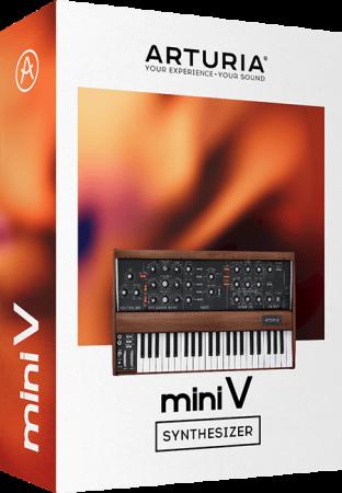 Arturia Mini V3 v3.3.1.1782 CSE / v3.3.0.1391 WiN MacOSX