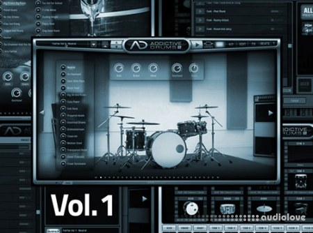 Groove3 Addictive Drums 2 Advanced Vol.1 TUTORiAL