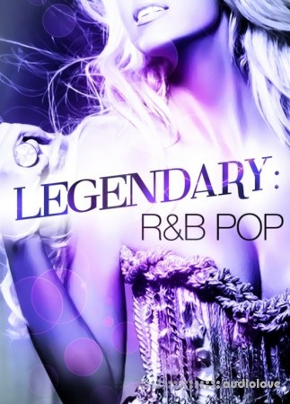 Big Fish Audio Legendary RnB Pop MULTiFORMAT