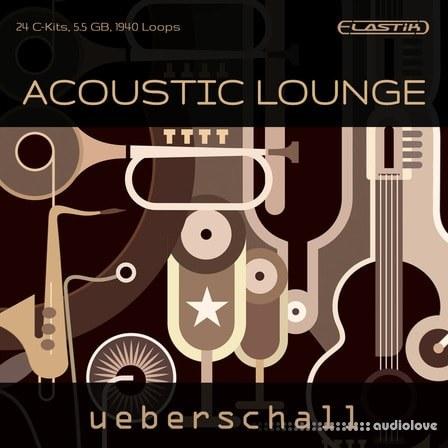 Ueberschall Acoustic Lounge Elastik
