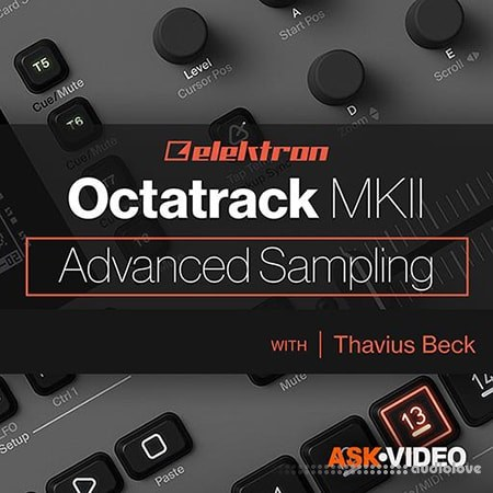 Ask Video Elektron 203 Octatrack MKII Advanced Sampling TUTORiAL