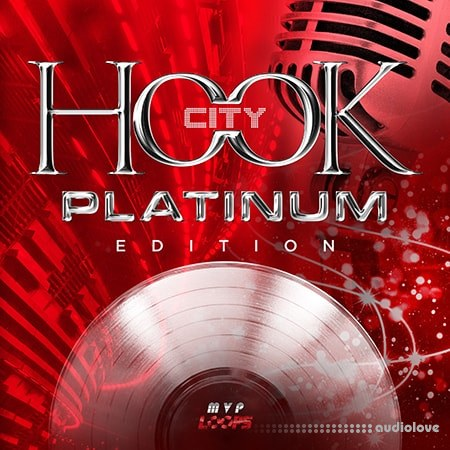 MVP Loops Hook City XXL Platinum Edition VLX WAV KONTAKT