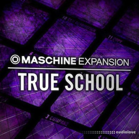 Native Instruments Maschine Expansion True School Maschine