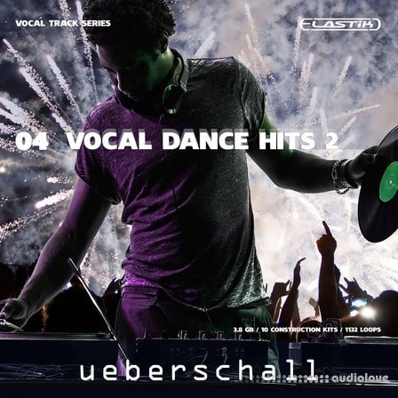 Ueberschall Vocal Dance Hits 2 Elastik