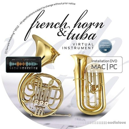 Sample Modeling French Horn and Tuba v3.0 KONTAKT