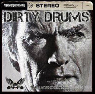 Vip Soundlab Presents Dirty Drums
