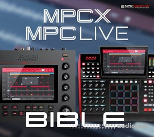 Mpc-Samples The MPC X and MPC Live Bible