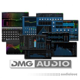 DMG Audio All Plugins