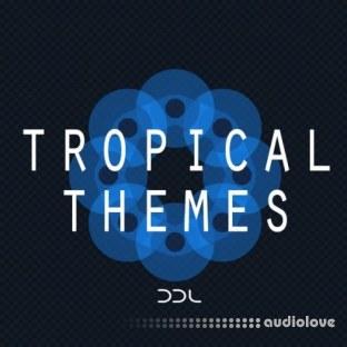 Deep Data Loops Tropical Themes