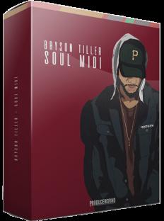 Producer Grind Bryson Tiller Soul MIDI